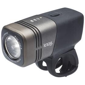 Knog Blinder ARC 220 Frontlicht weiße LED pewter